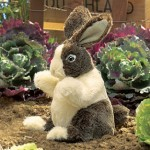 Folkmanis Dutch Rabbit Baby
